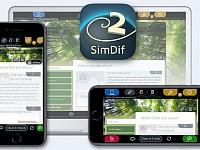 SimDif Constructor de llocs web a iOS